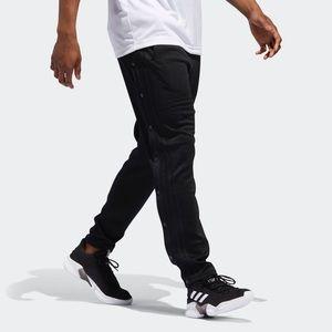 BNWT Adidas Mens Squad ID Snap Track Pants
